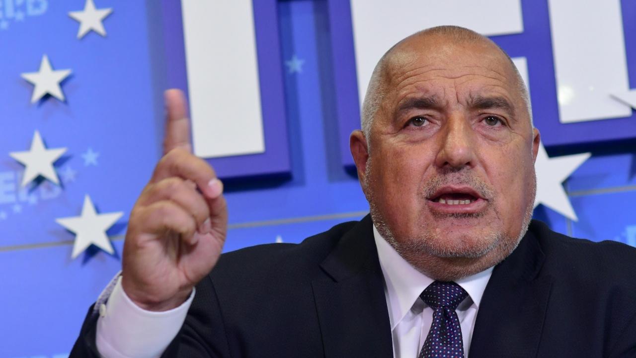 Борисов с послание към българите и партиите