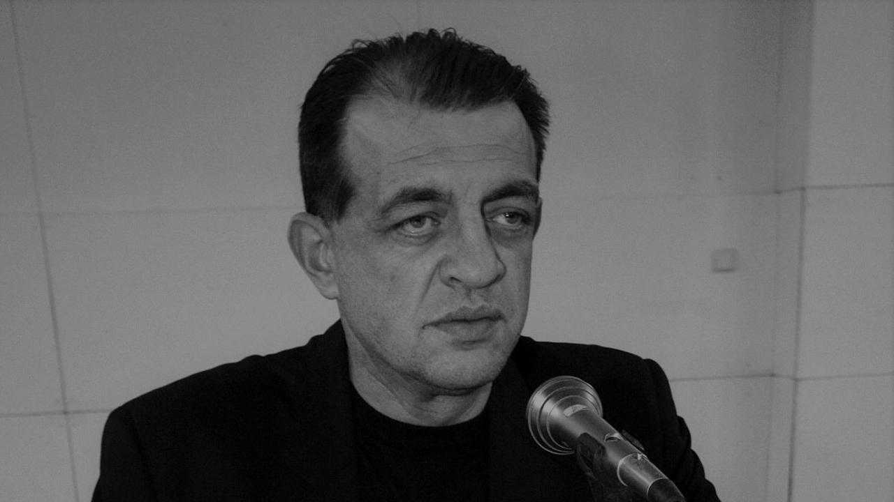 Напусна ни журналистът Неделчо Михайлов