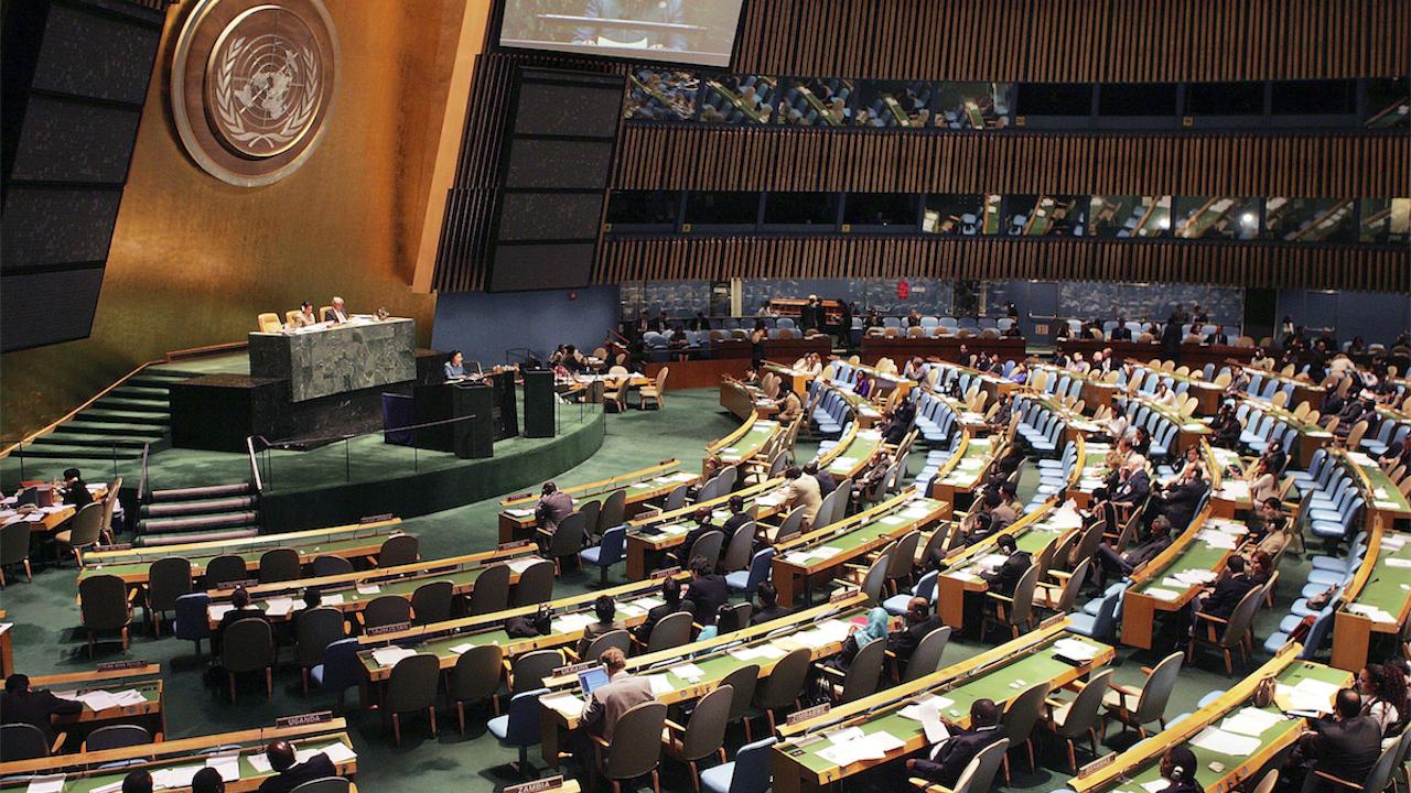 Общото събрание на ООН се ангажира да удвои усилията в борбата срещу расизма по света