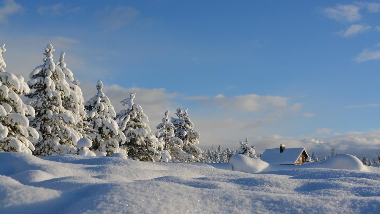 Първи сняг и в Турция