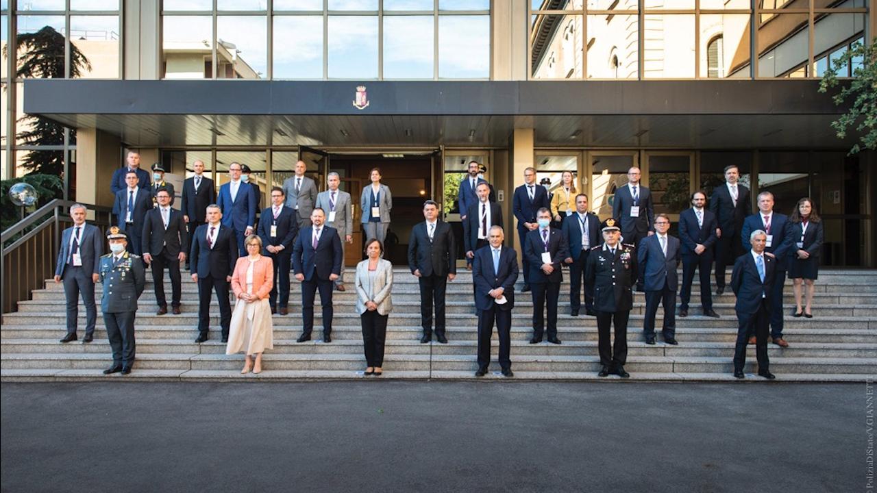 Главният секретар на МВР взе участие във Форум за правоприлагането в контекста на Плана за възстановяване на ЕС