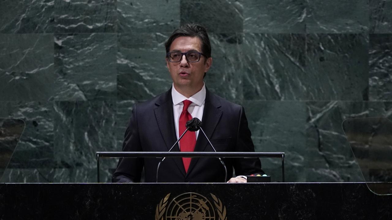 Стево Пендаровски от ООН: Готови сме за конструктивен диалог с България