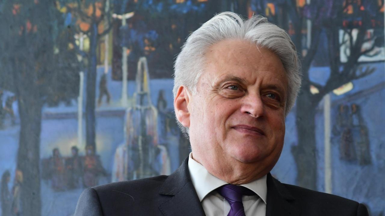 Бойко Рашков се среща със сръбския си колега