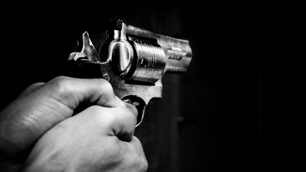 Въоръжен грабеж в Елин Пелин