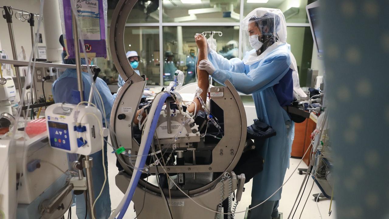 СЗО препоръча за първи път превантивна терапия за болни от COVID с висок риск