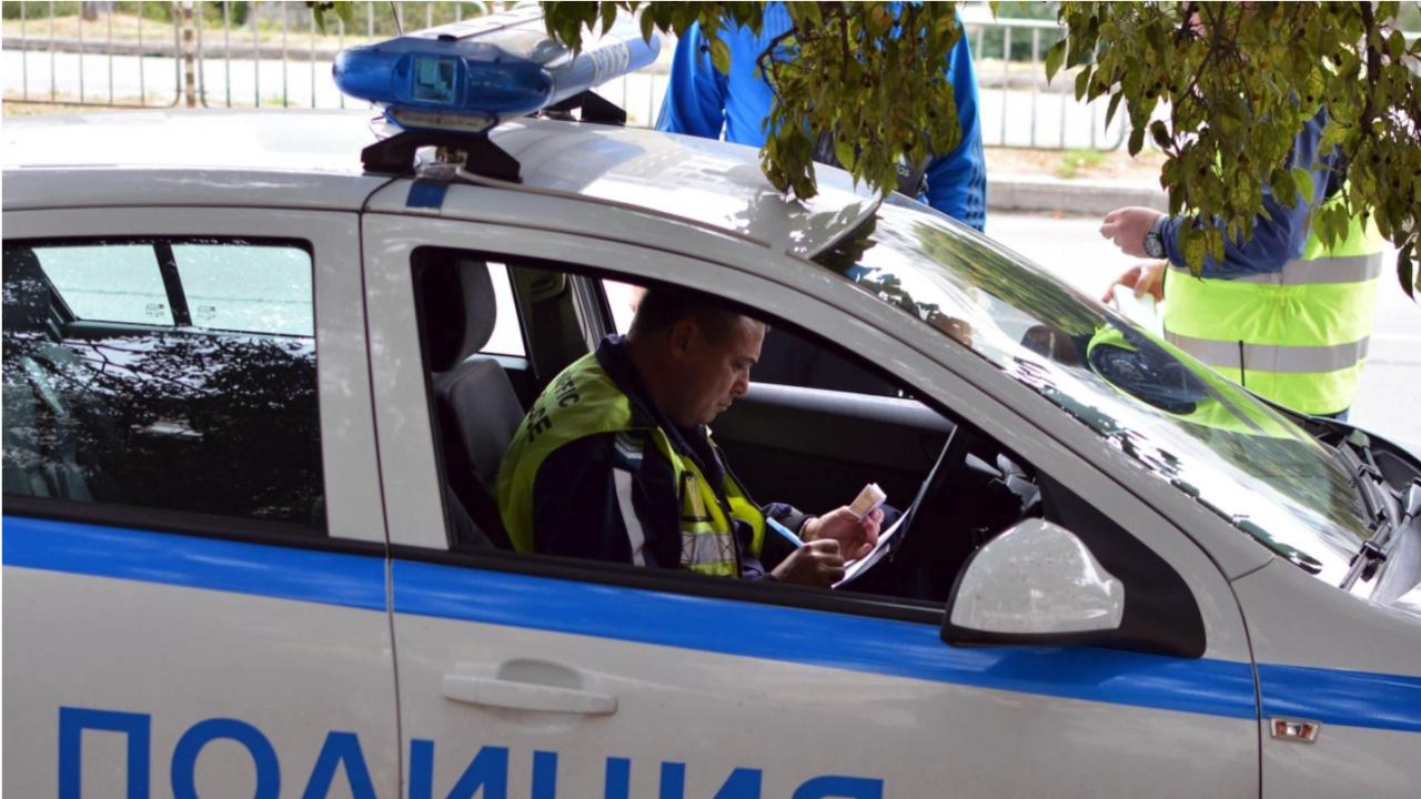 Пътни полицаи установиха 18 419 нарушения само за седмица