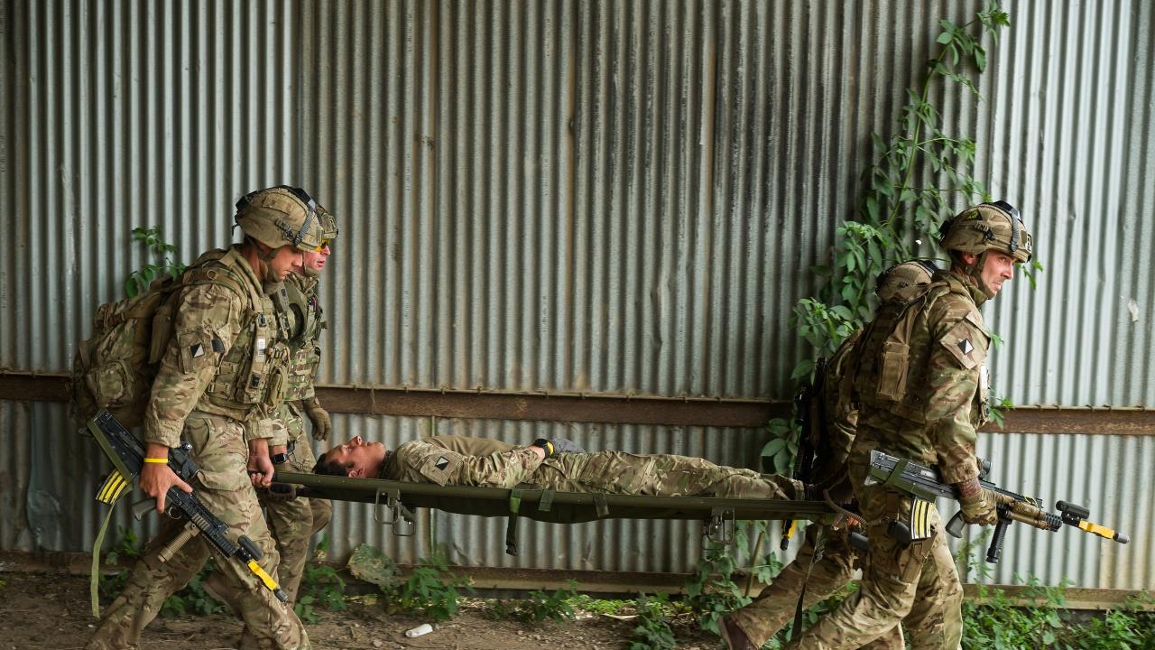 Френски войник беше убит в Мали в сражение с екстремисти