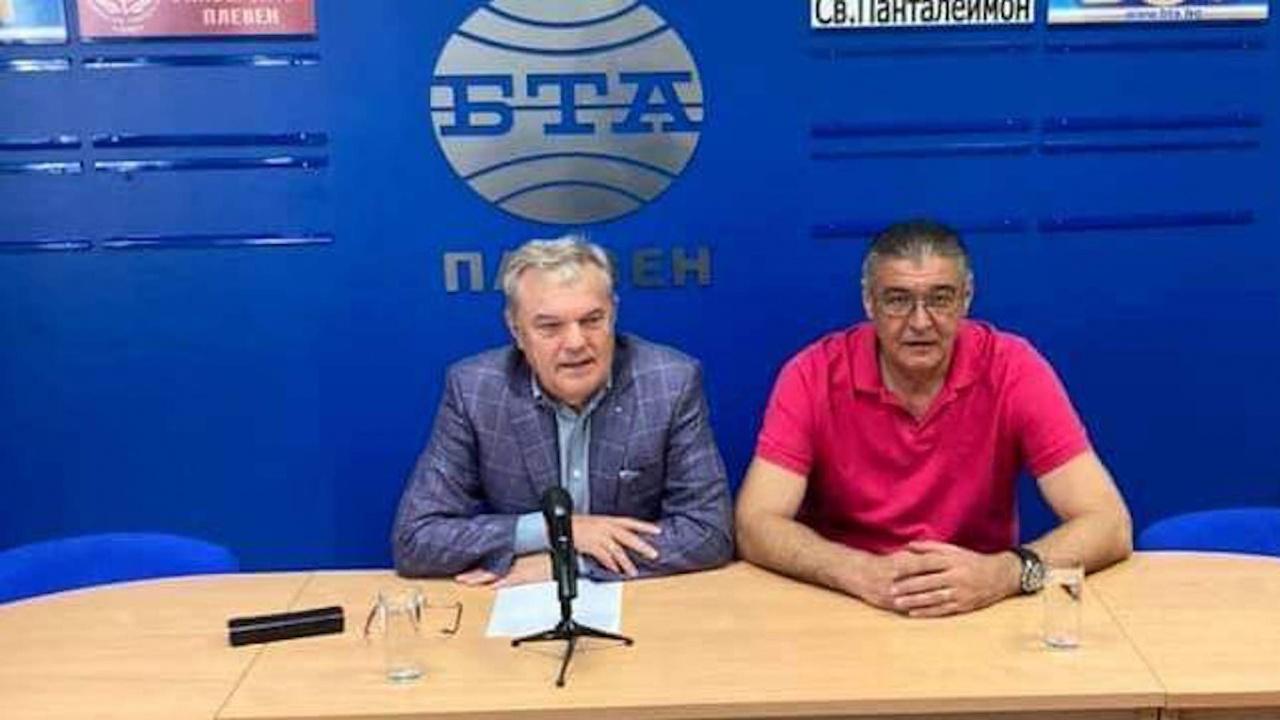 АБВ ще подкрепи Румен Радев и Илияна Йотова на президентските избори