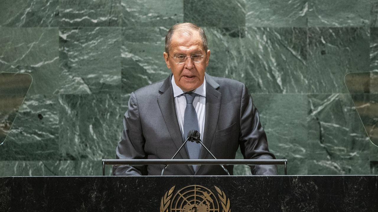 Лавров: Признаването на талибаните не стои на дневен ред