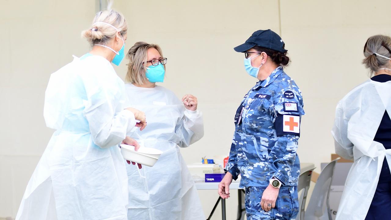 Австралийският щат Виктория отбеляза пореден бум на заразени