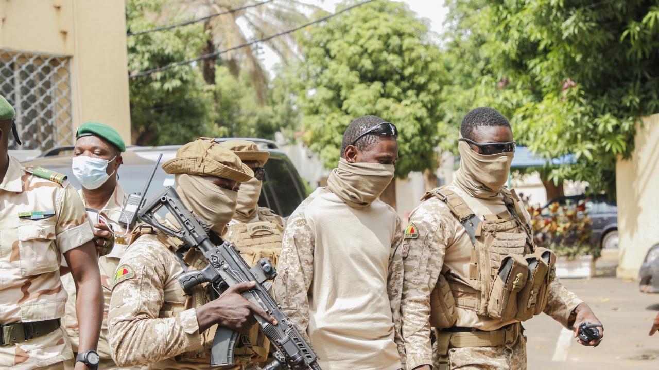 Мали е потърсила помощта на руска частна военна компания в борбата с бунтовниците