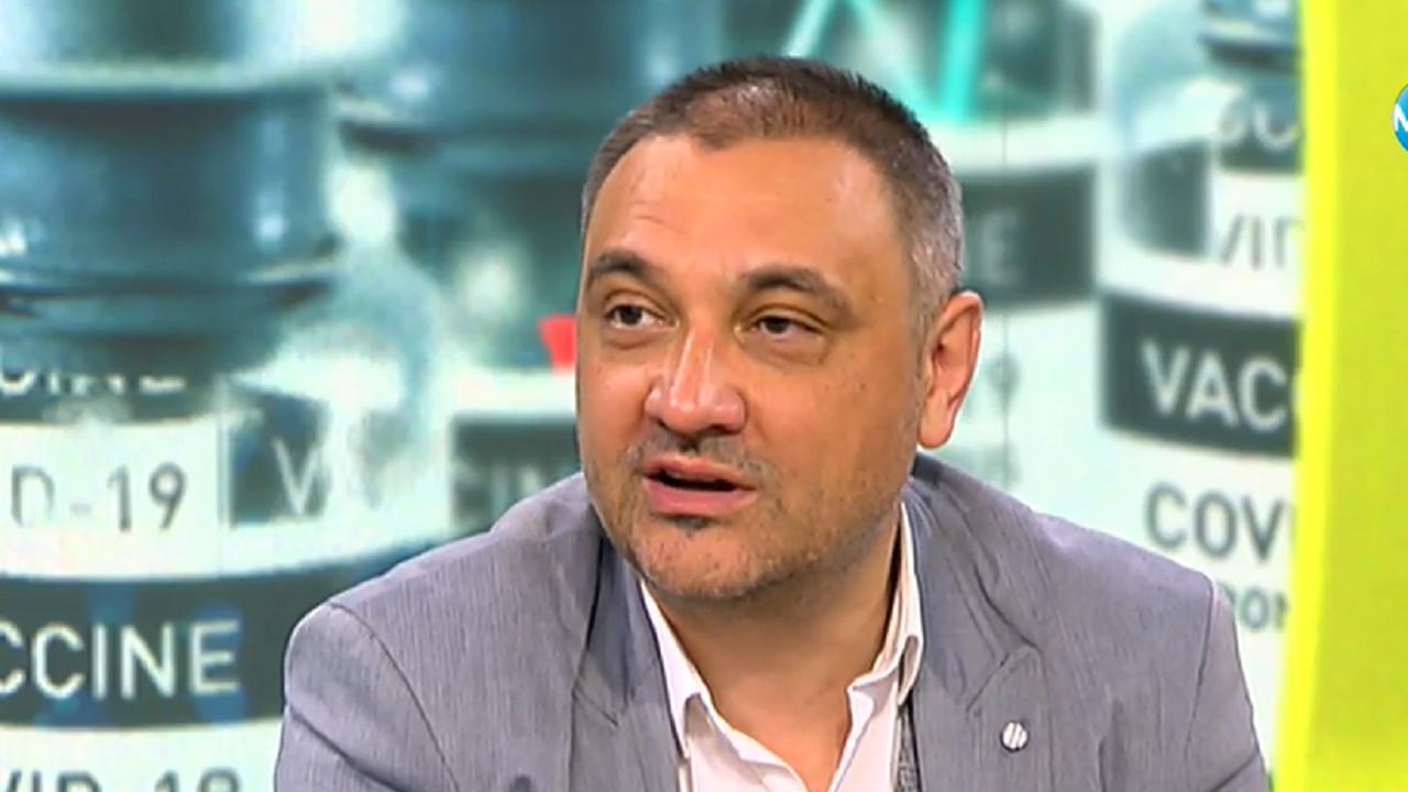 Проф. Чорбанов: В началото на октомври представяме българската ваксина срещу COVID-19