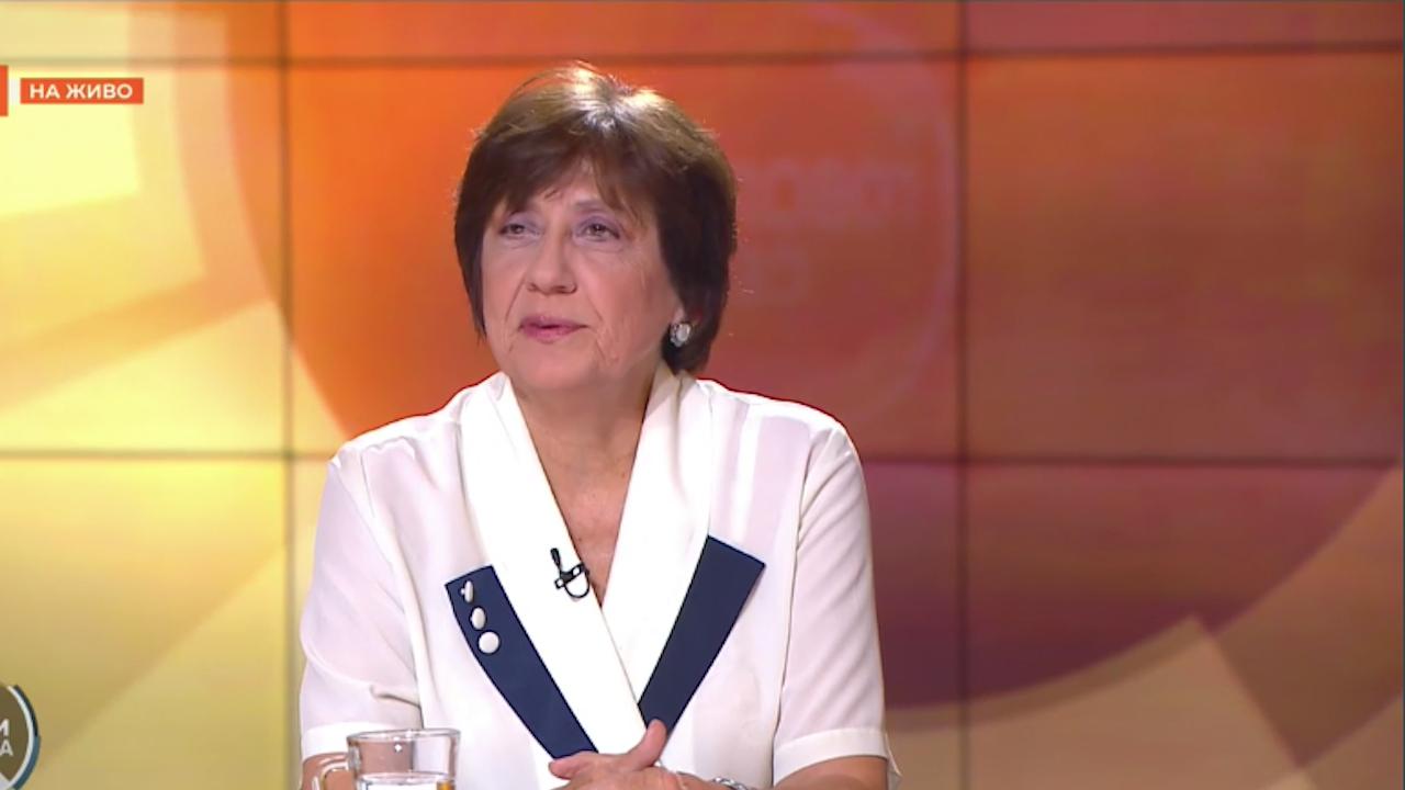 Ренета Инджова: Вземането на власт в България не е гаранция за реформа