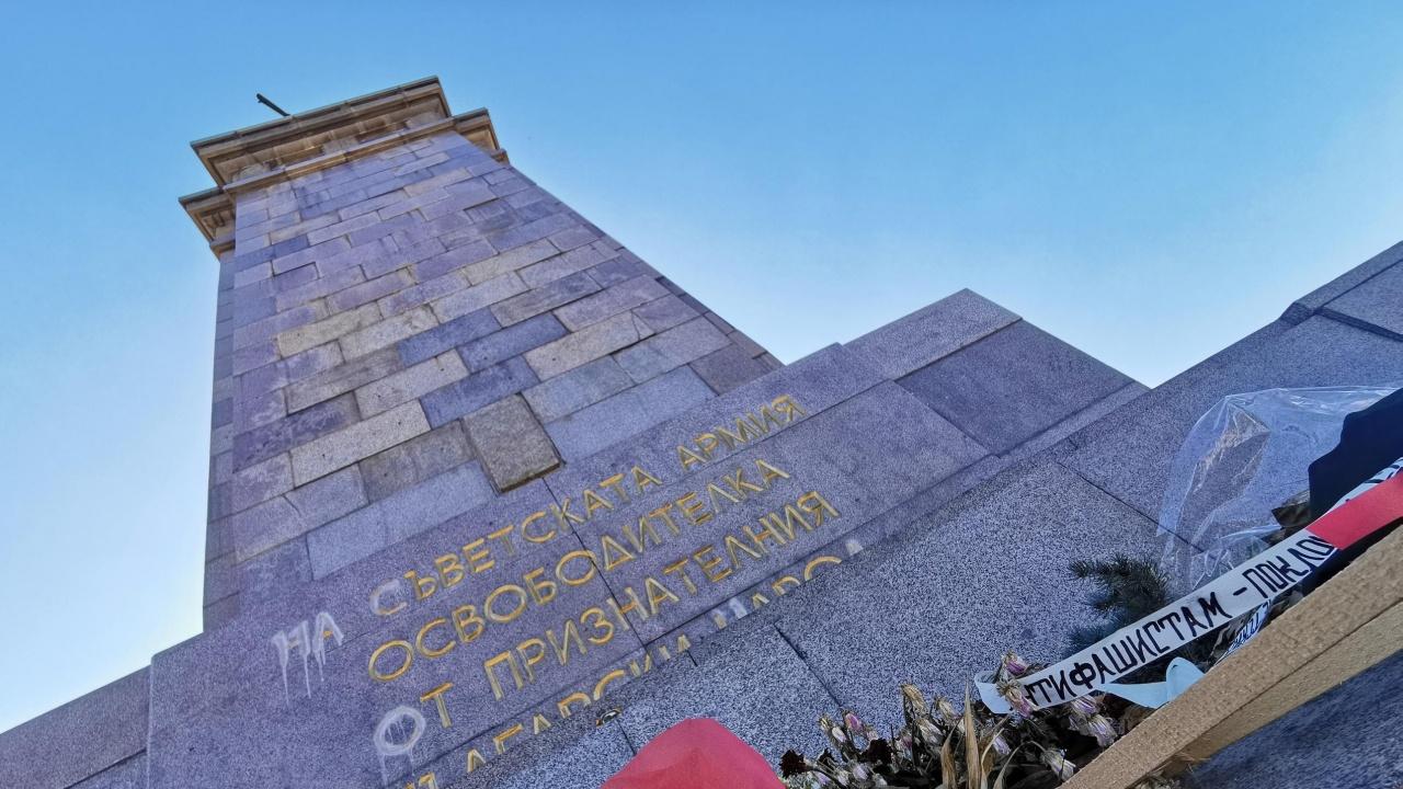 Арестуваха банкера Мартин Заимов за драскане по Паметника на съветската армия