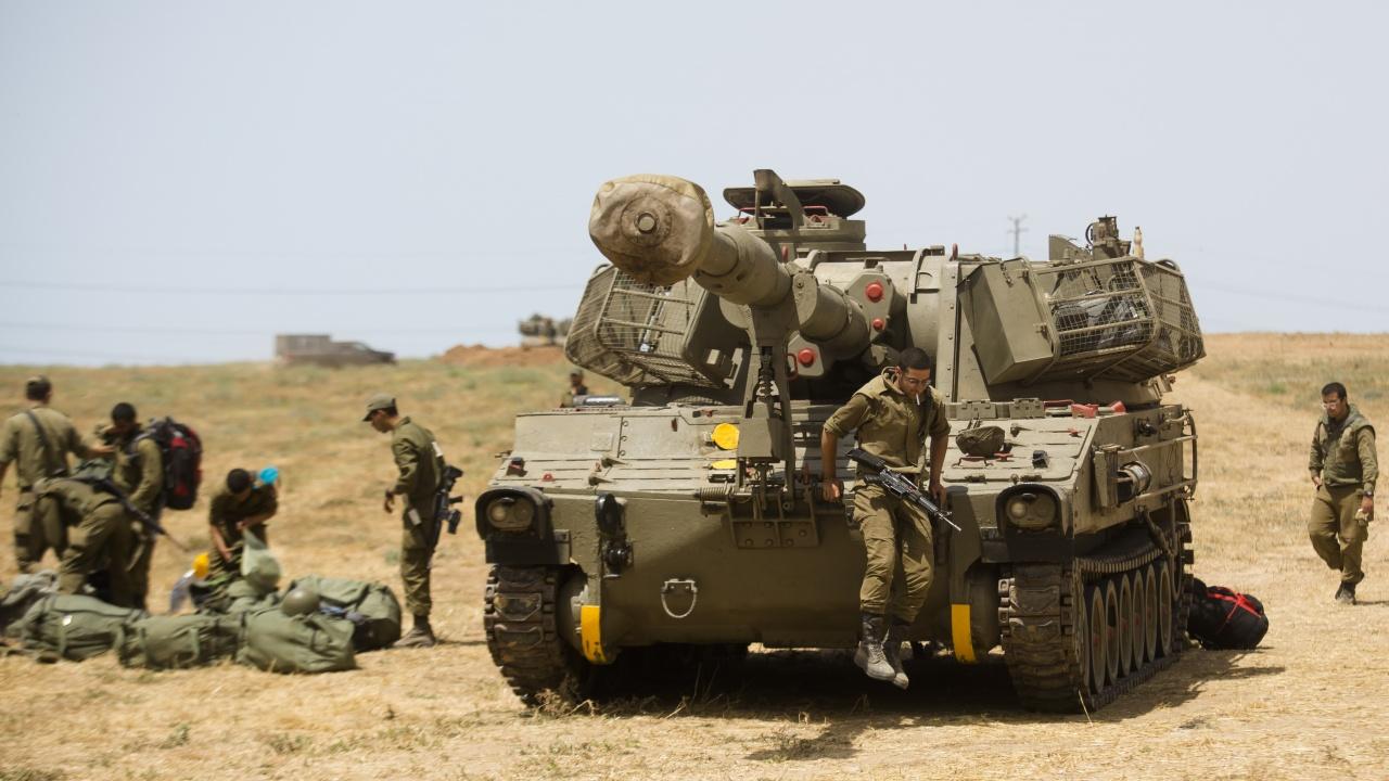 Израелската армия уби петима бойци на Хамас при операции на Западния бряг