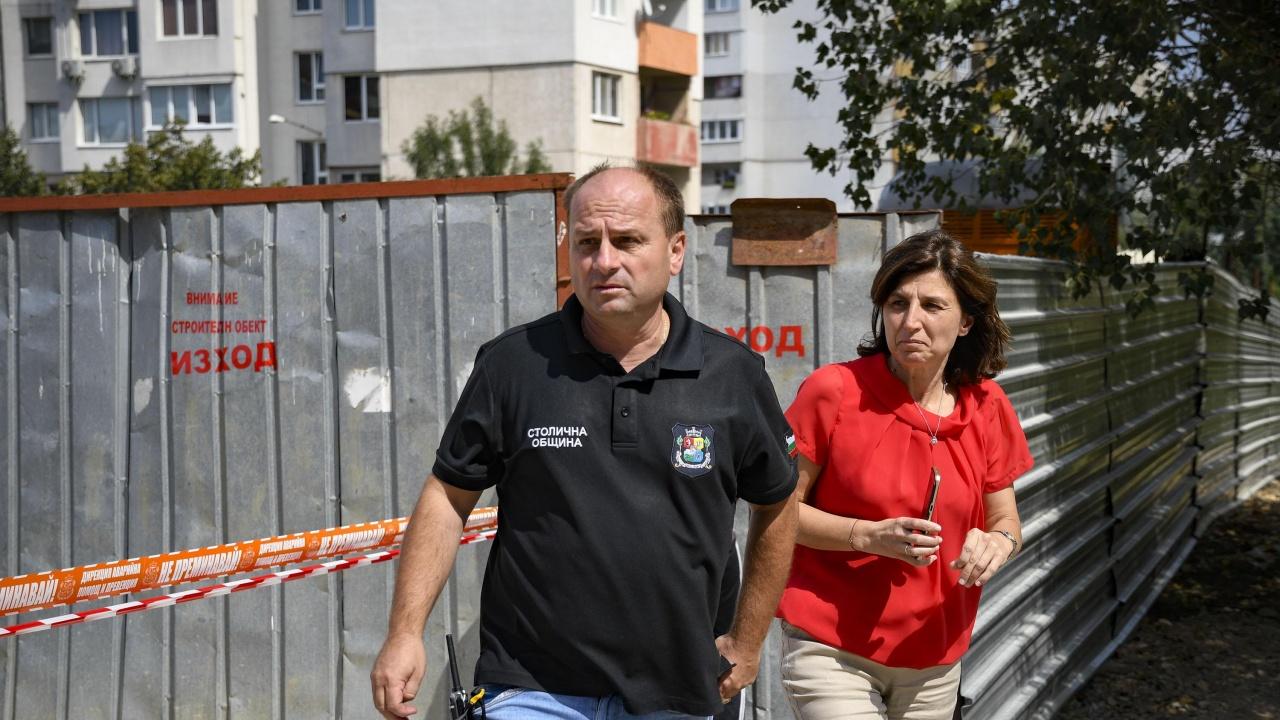 """66 доброволци помагат на """"Аварийна помощ и превенция"""" в Столичната община"""