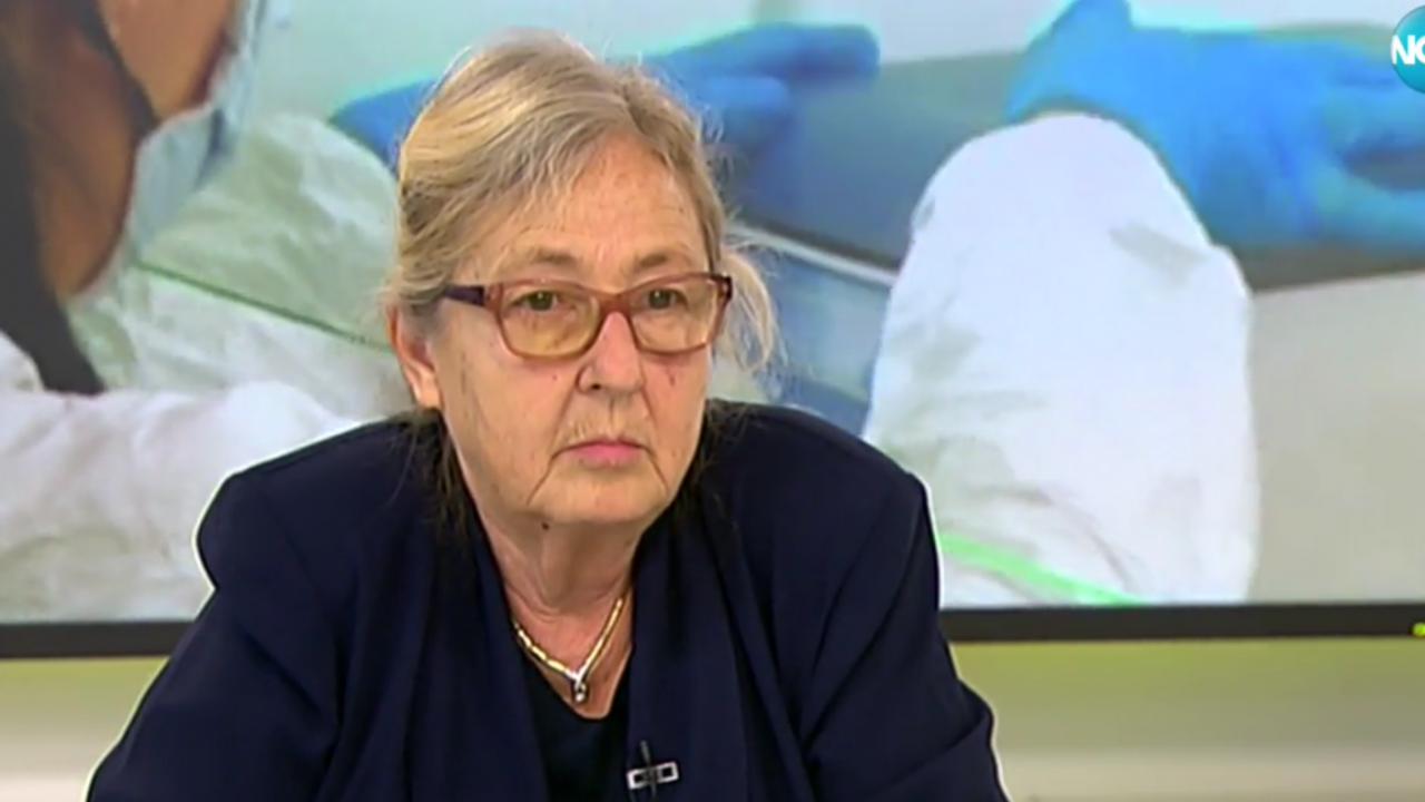 Проф. Кожухарова: Над 99% от починалите от COVID между март и септември не са били ваксинирани