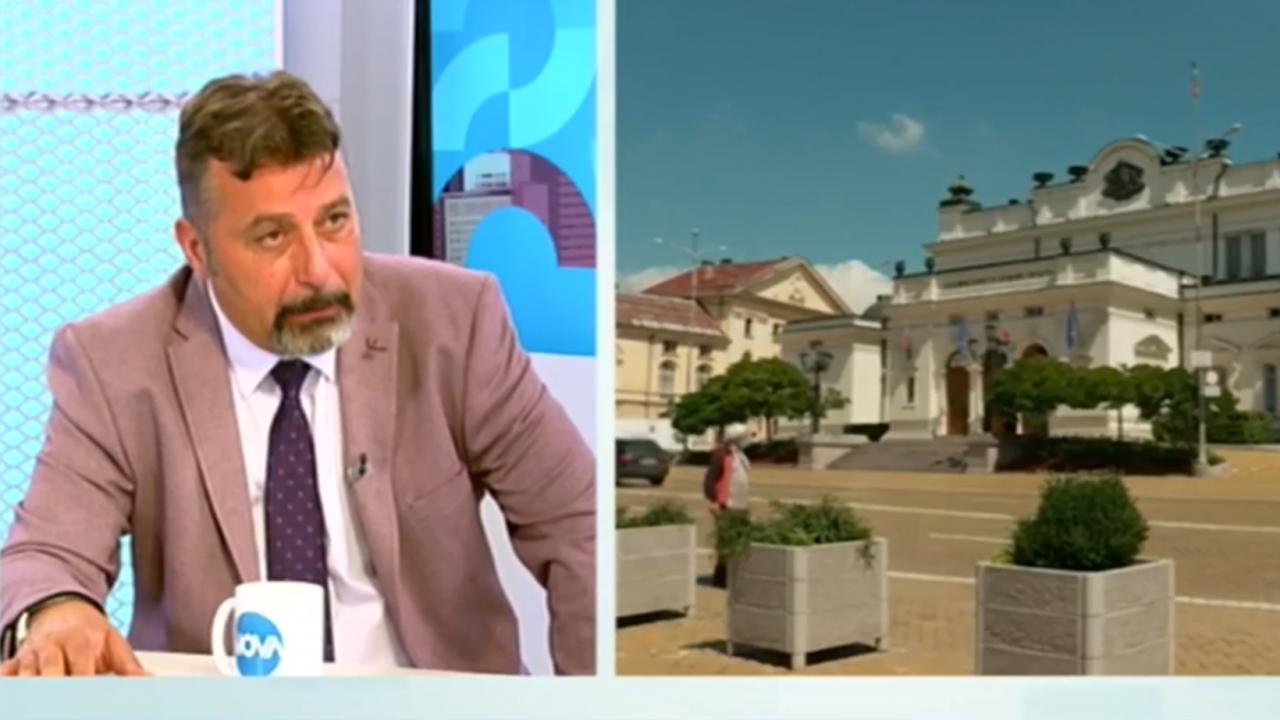 Филип Станев: И Маджо, и Роберто Баджо са зад нас