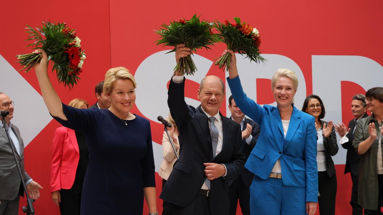 Голямото завръщане на левите центристи в Германия