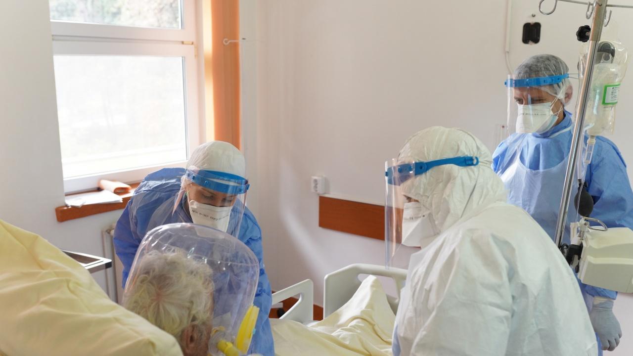 Всички COVID легла в болниците в Троян, Тетевен и Луковит са заети