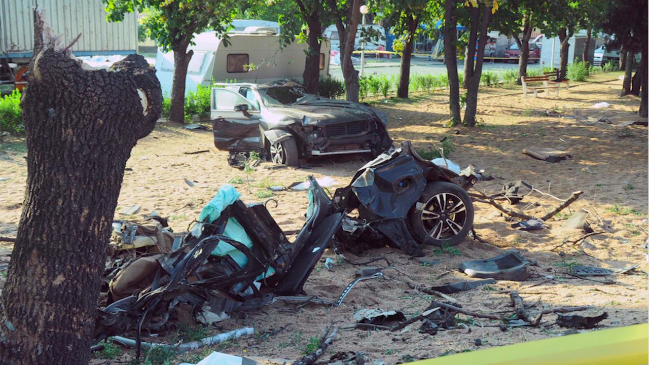 Един загинал и 14 ранени при катастрофи за денонощието