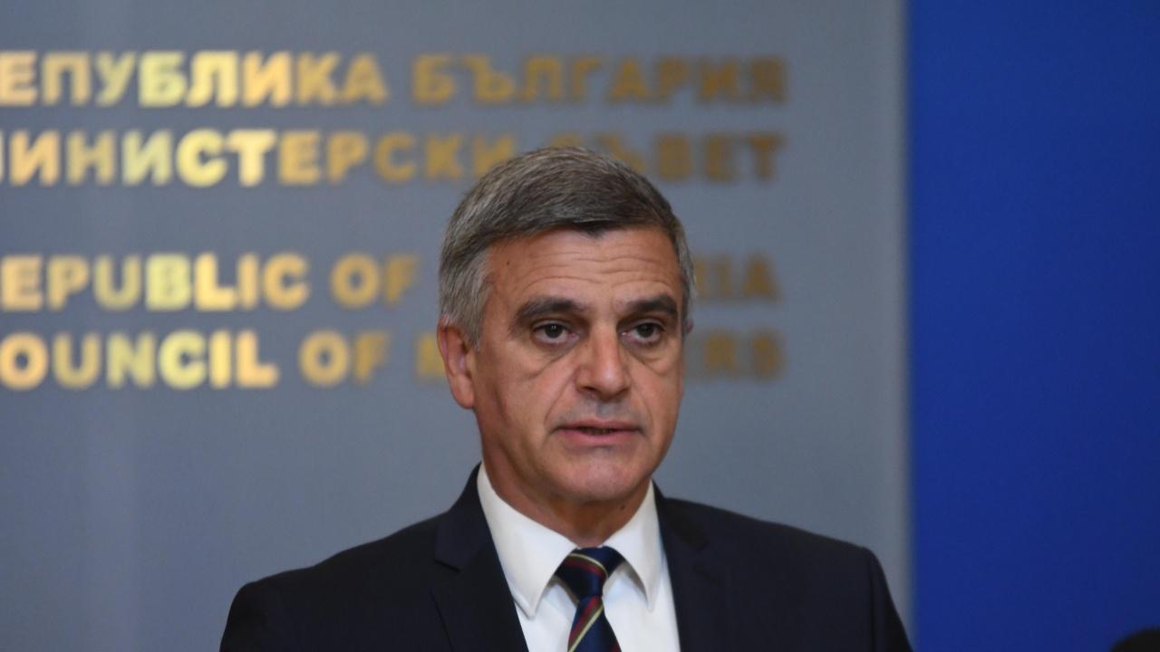Янев назначи нов зам.-министър на вътрешните работи