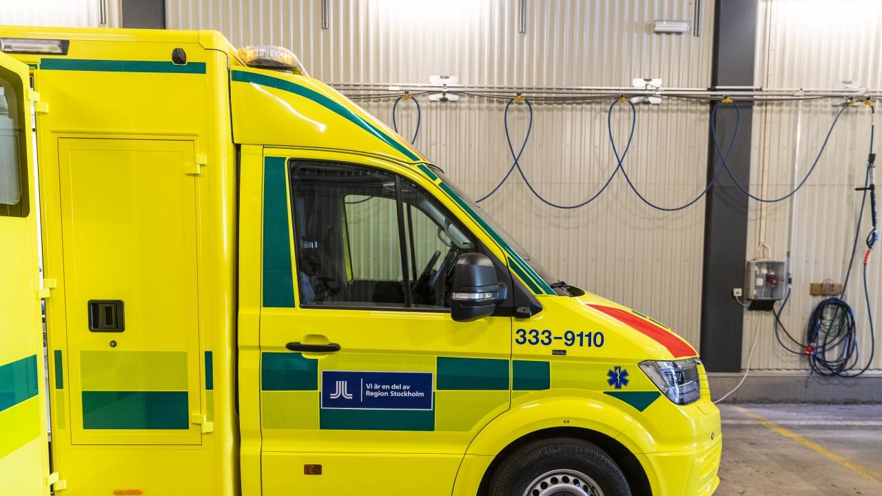 Четирима са тежко ранени при взрива в жилищна сграда в Гьотеборг