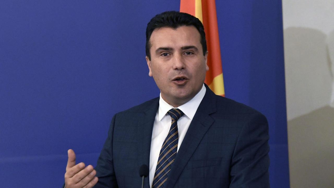 Заев пред Урсула фон дер Лайен: Искаме и нашата македонска идентичност да бъде зачитана