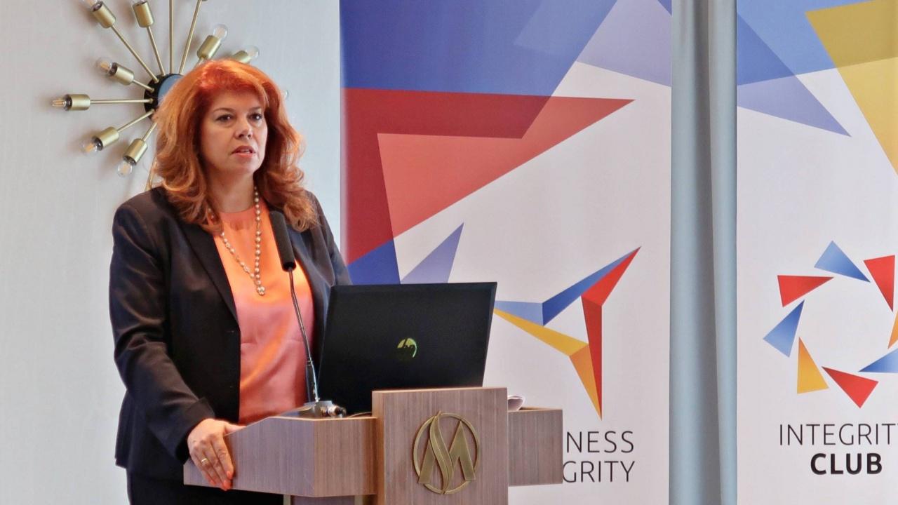 Илияна Йотова: Електронното управление ще е гигантска крачка към намаляване на корупцията