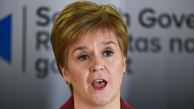 Премиерката Стърджън: Европа, Шотландия скоро ще се върне в ЕС