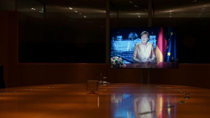 9 млн. германци проследили последната новогодишна реч на Меркел