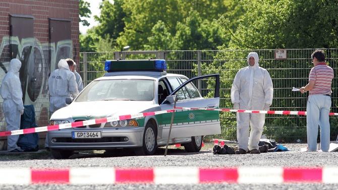Изнасилиха и гръмнаха българка в Германия, намериха трупа ѝ овъглен