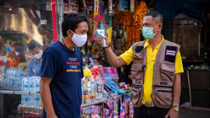 Тайланд обмисля да наложи по-строги ограничения заради втората вълна на коронавируса