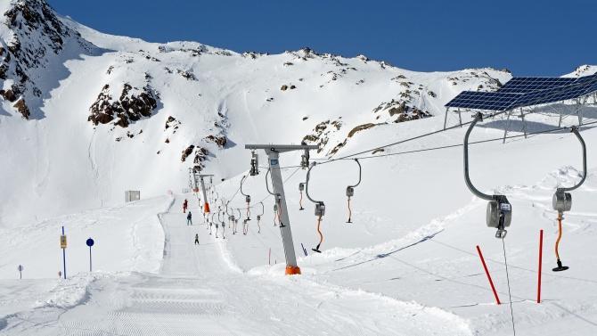Италия отложи отварянето на ски курортите си за 18 януари