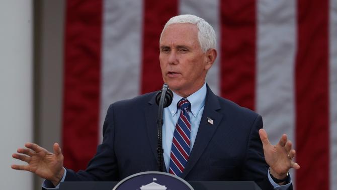 Апелативен съд в САЩ отхвърли искане на вицепрезидента Майк Пенс да отмени победата на Байдън