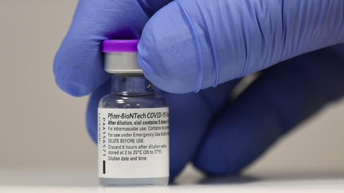 """Д-р Трифон Вълчев: Технологията на ваксината на """"Пфайзер"""" е известна от 2008 г."""