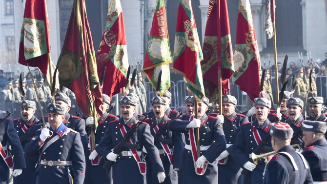 Освещават бойните знамена в Пловдив на Богоявление