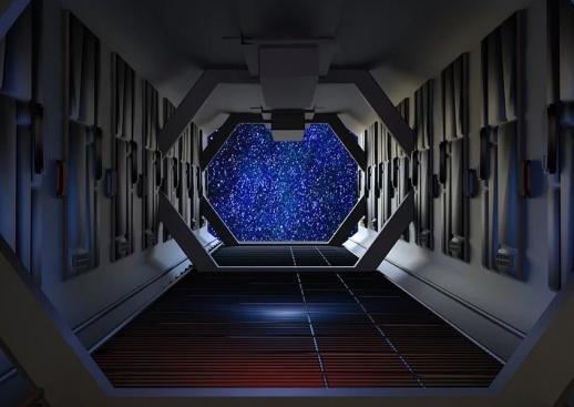 Бихте ли отседнали в космически хотел?