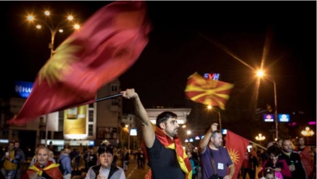 Одобрявате ли наложеното вето от страна на България за членството на Северна Македония в ЕС?