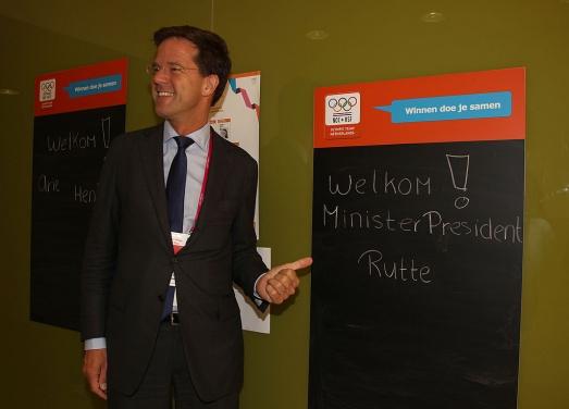 Одобрявате ли оставката на Марк Рюте?