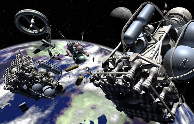 Бихте ли се записали за екскурзия до космоса?