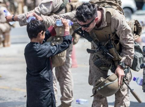 Смятате ли, че светът трябва да се намеси в Афганистан?