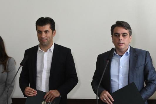 Ще подкрепите ли бъдещата партия на Кирил Петков и Асен Василев?