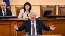 Спас Гърневски: Червените реставратори се опитаха да ловят риба в пресъхналия пернишки язовир