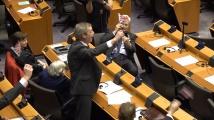 Дебатите в ЕП за Брекзит: Найджъл Фараж и британските евродепутати напуснаха пленарната зала