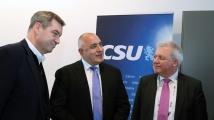 Премиерът на Бавария към Борисов: Каквото и да става, вие винаги сте премиер