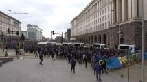 Феновете на Левски с обиди към премиера