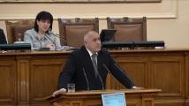 Борисов: Вадим от обхвата на ТОЛ системата 115 км пътища от Столична община