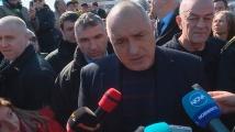 Борисов за границата ни: Миграцията е нулева