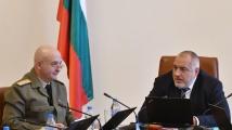 Борисов към проф. Мутафчийски: Не сядай на моето място, че ти е висок рейтингът